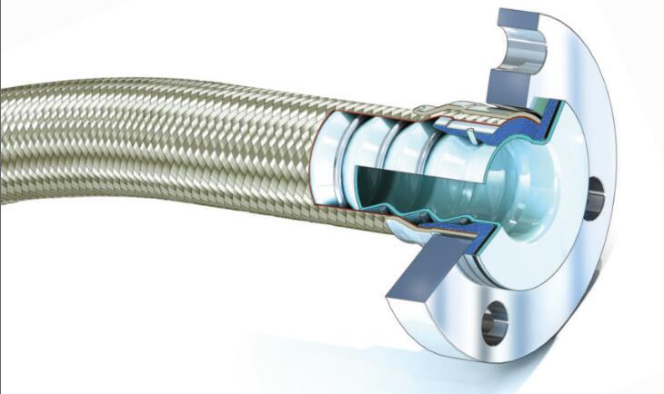 金属特氟龙软管